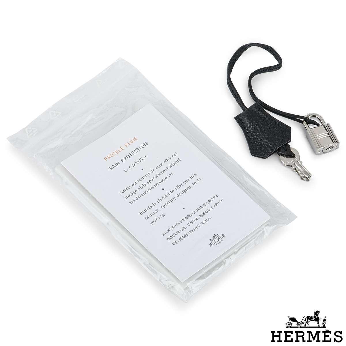 Hermès Birkin 35 Black Togo PHW